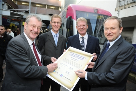 Centro and National Express partnership to drive Metro improvements