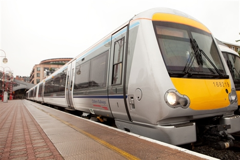 Platform extensions to boost capacity on Chiltern line