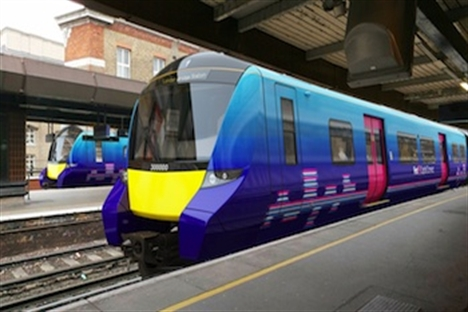 Consultants for Thameslink cost £8m