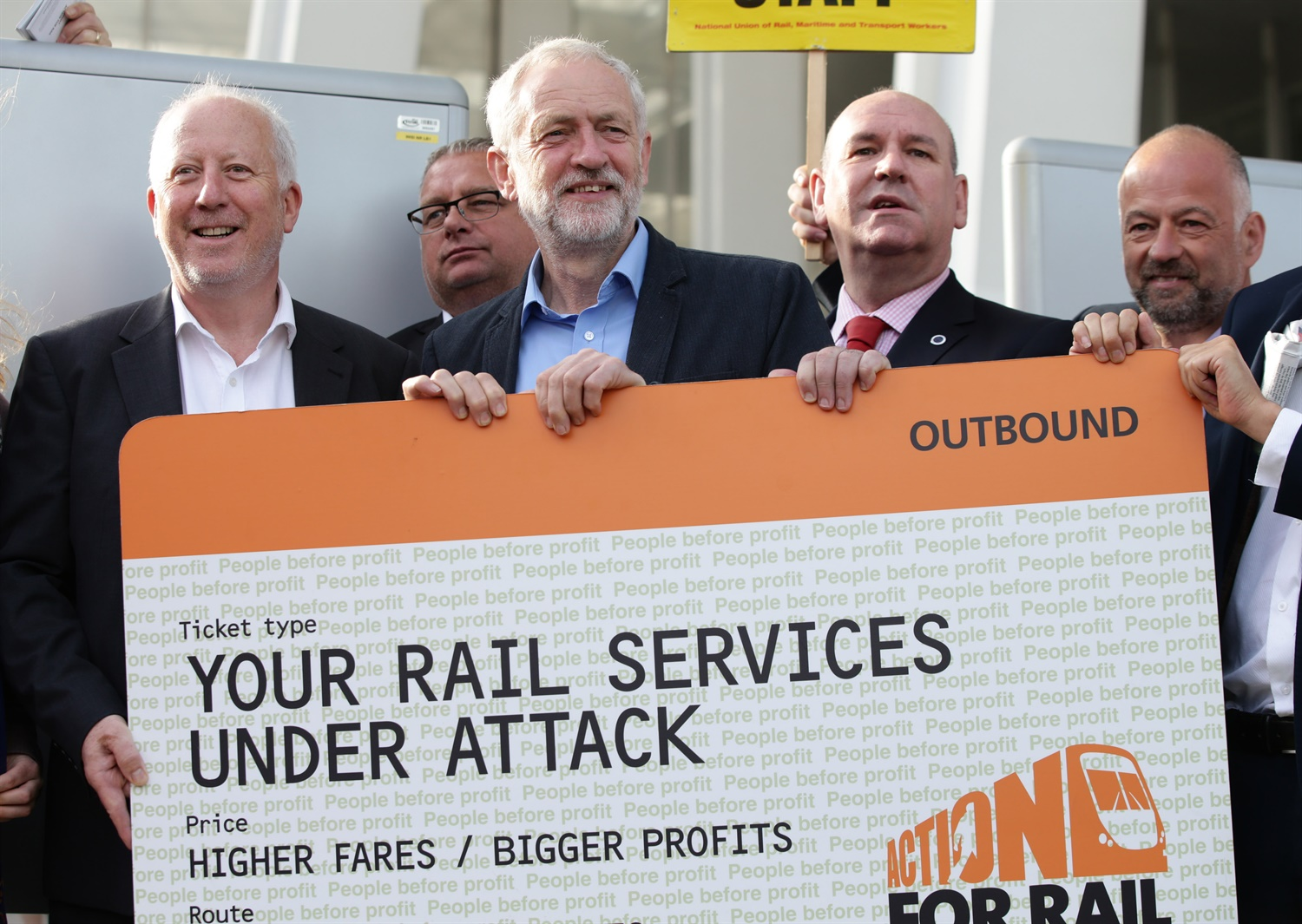 Corbyn's ambitious Transport Tuesday