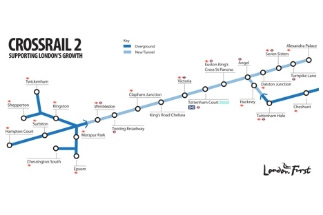 Case for Crossrail 2 to be examined by London Assembly committee