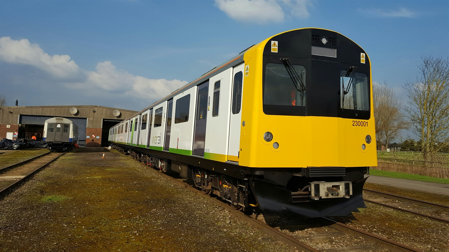 Vivarail unveil new images of D-Train DMU