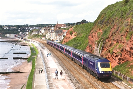 Network Rail secures £10m resilience fund after 2014 Dawlish damage