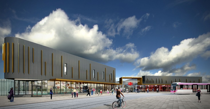 Wolverhampton reveals contractor for new £132m railway station