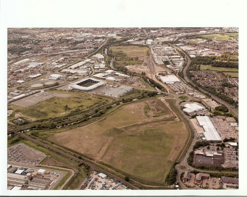Network Rail reveals major Derby Triangle development to create 3,300 jobs