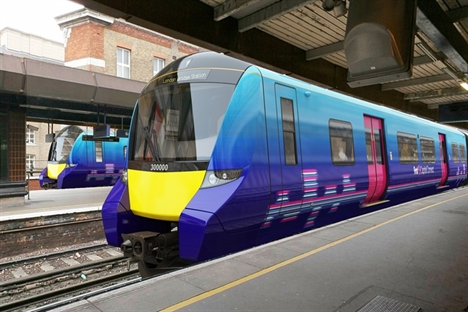 DfT 'considering alternatives' to Siemens over Thameslink
