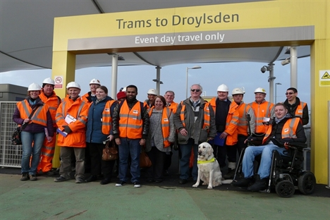 Disability guide published for Manchester Metrolink