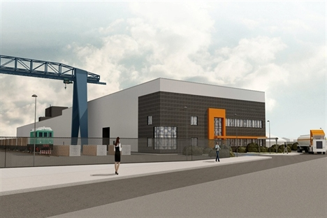 Doncaster rail sleeper factory plans approved