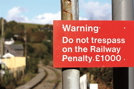 BTP issues warning after teen almost killed trespassing at Bescot depot