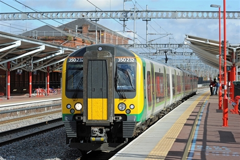 Driver shortage 'let passengers down' – London Midland