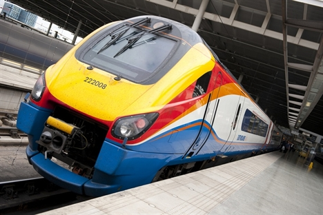 Faster journey times for East Midlands Trains after 125mph upgrade