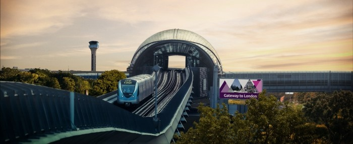 Luton Airport 24-hour light rail link to open in 2020