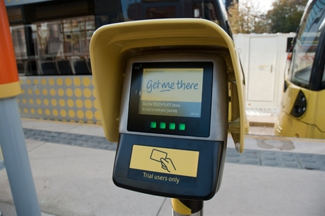 Smart ticketing roll-out begins for trams and rail in Manchester