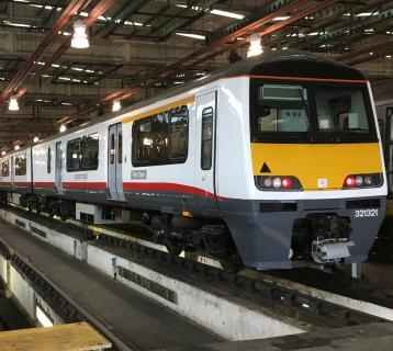 Greater Anglia's revamped Class 321s set to enter passenger service