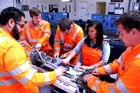 Use the apprenticeship levy opportunity to attract better talent