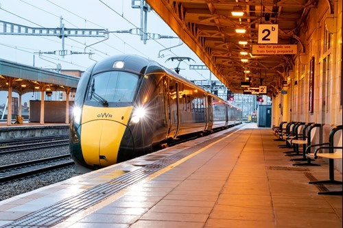 Balfour Beatty completes rail line electrification