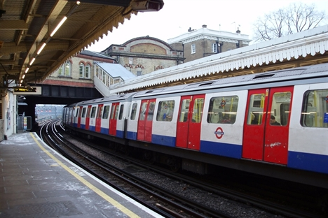 Highest customer satisfaction on Tube