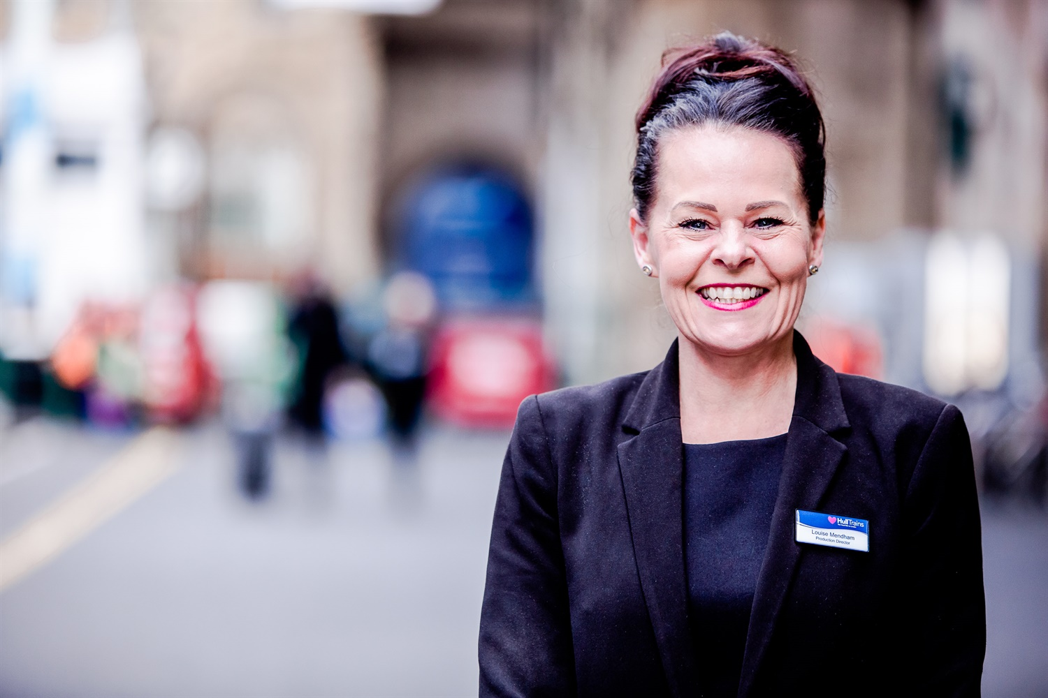 Hull Trains' Louise Mendham appointed as director after 14 years of delivery