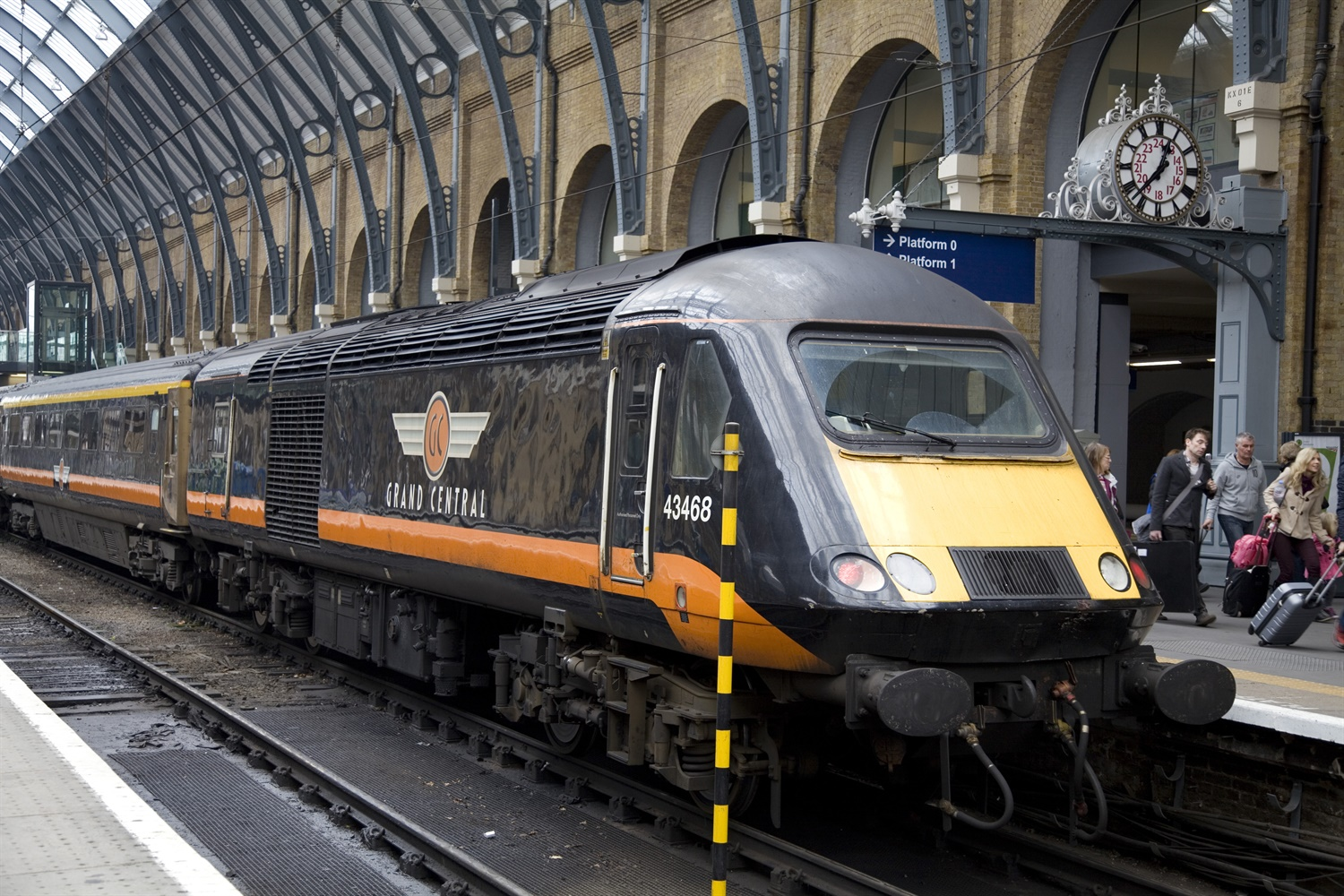 Grand Central completes £9m refurbishment of rolling stock