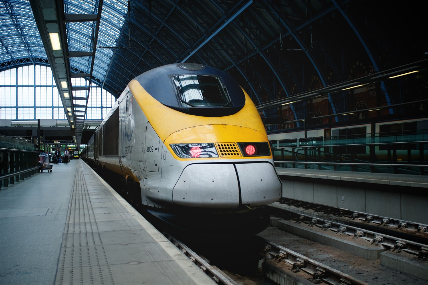 New possible Eurostar direct travel from Amsterdam to London