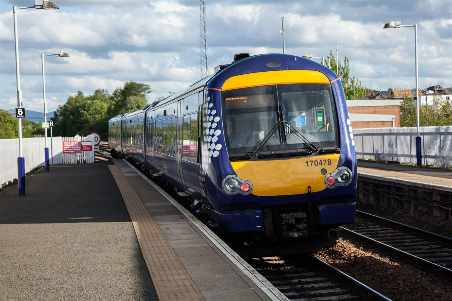 Unions launch campaign after closure notice served on 200-job Glasgow rail depot