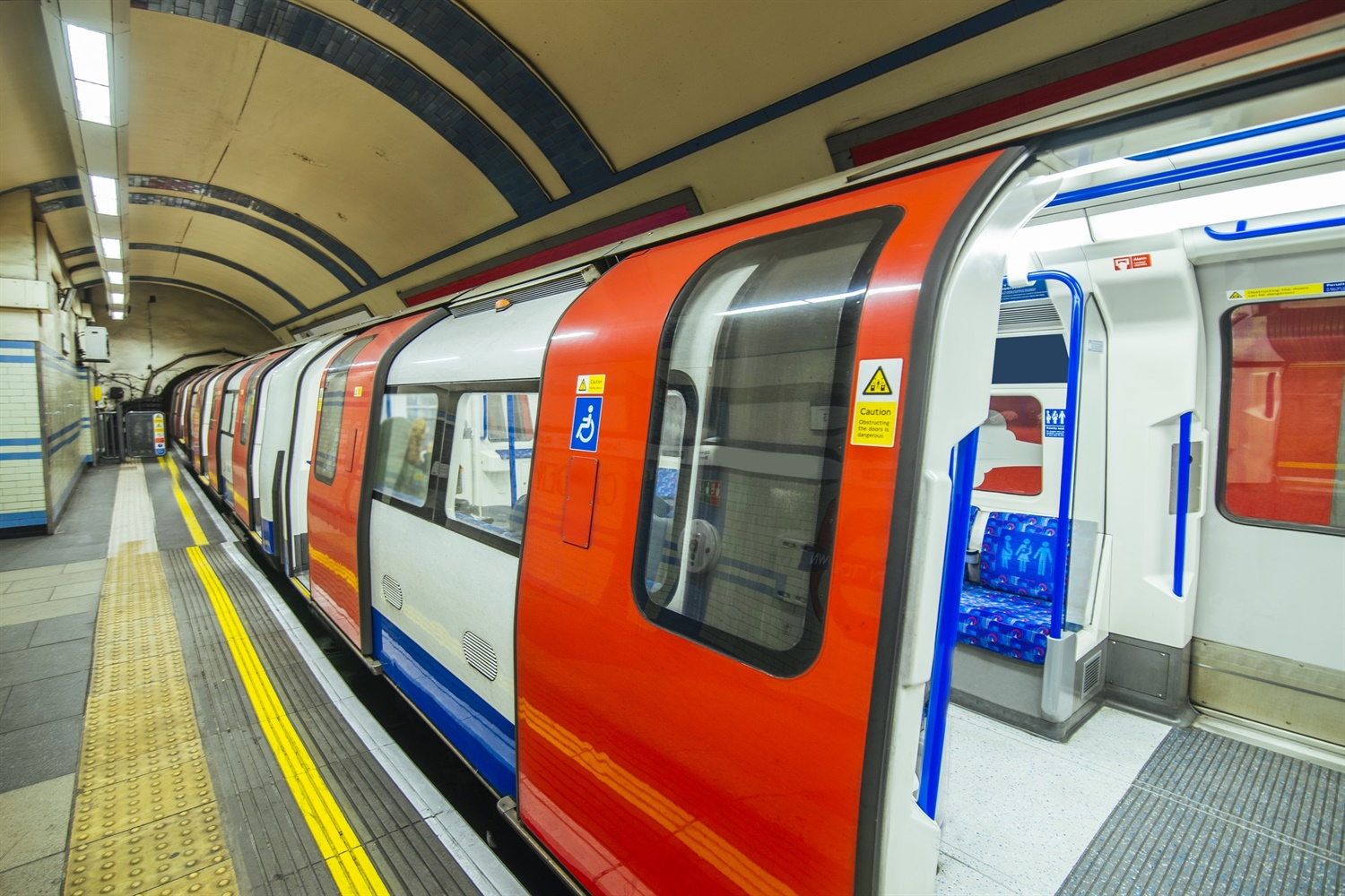 Tube stations begin phased return
