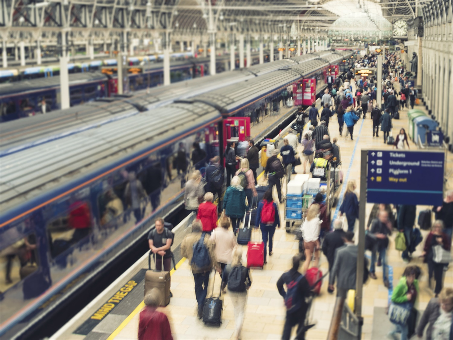 Network Rail urge businesses to join innovation project to improve passenger journeys