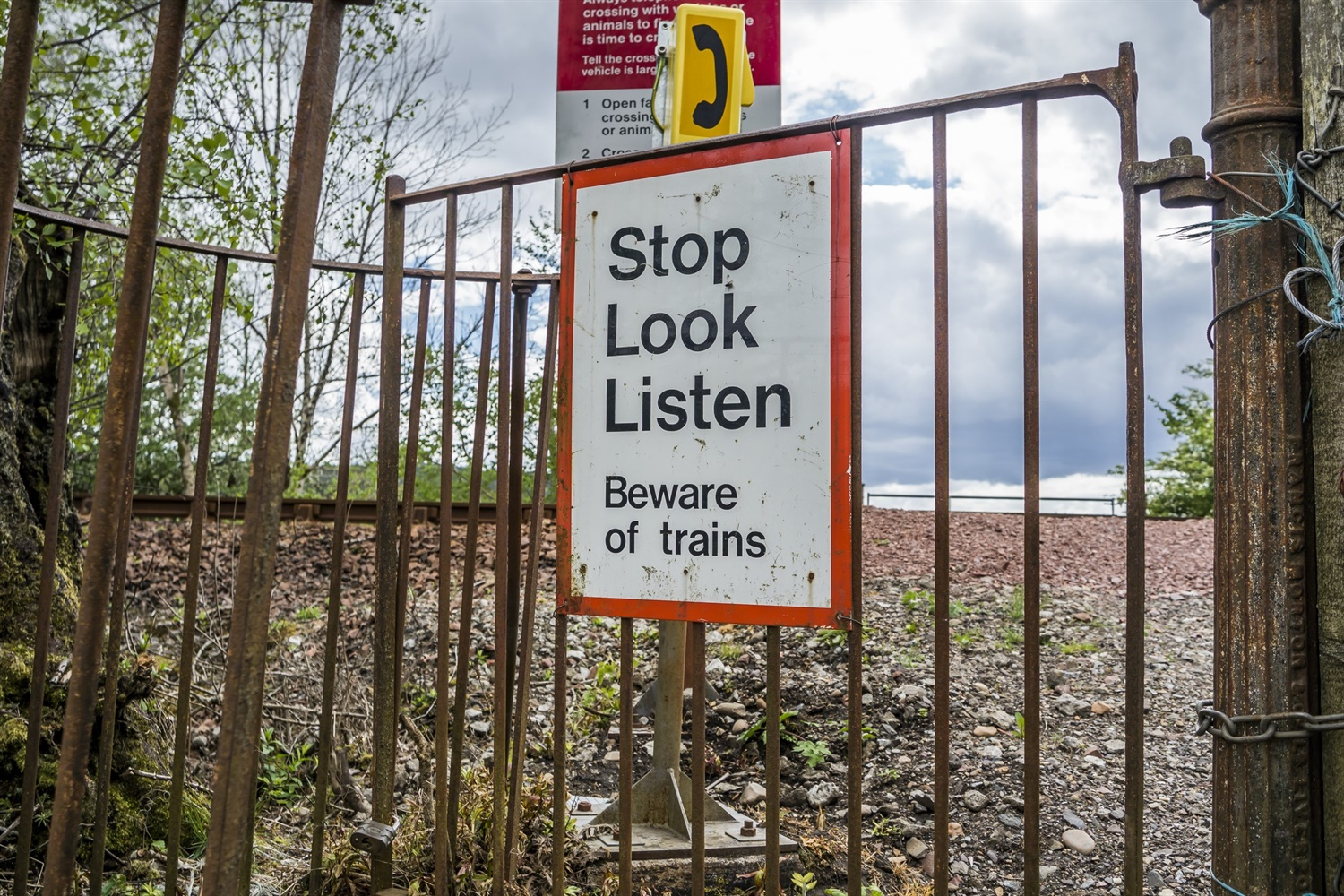 Network Rail: 1,024 trespass incidents since lockdown began