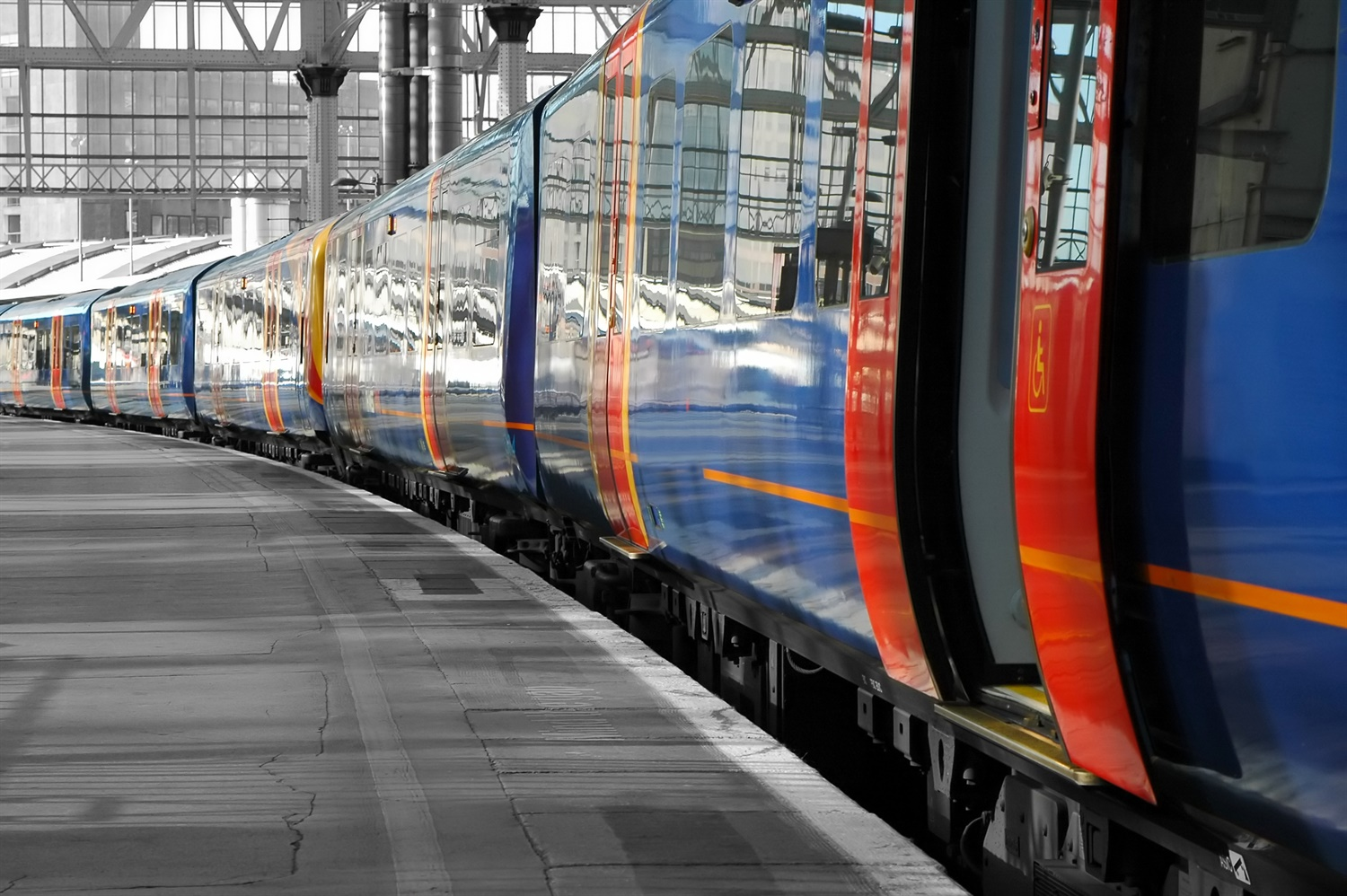 Network Rail: Committed to keeping Britain moving