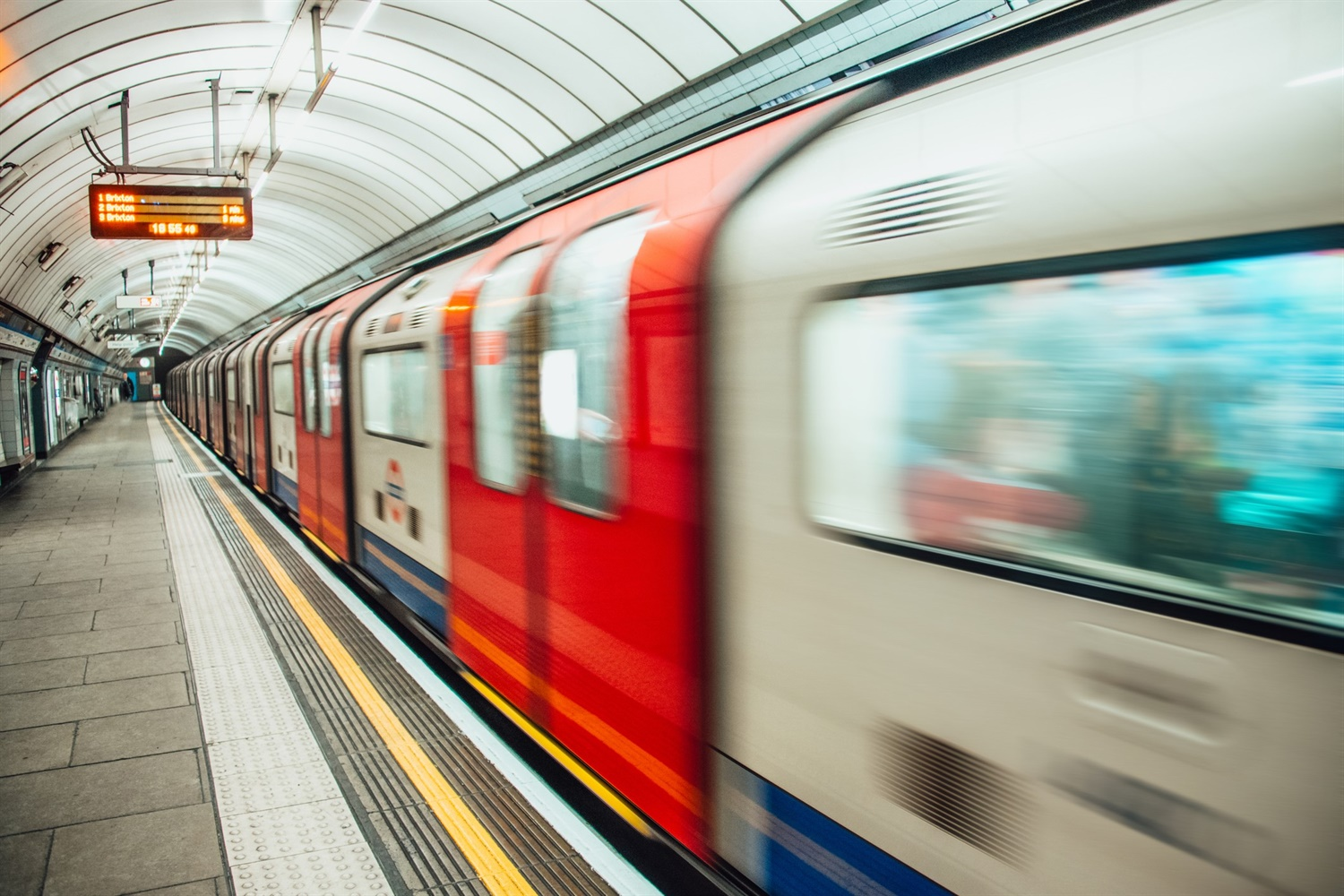 How will London's transport network find a new normal?