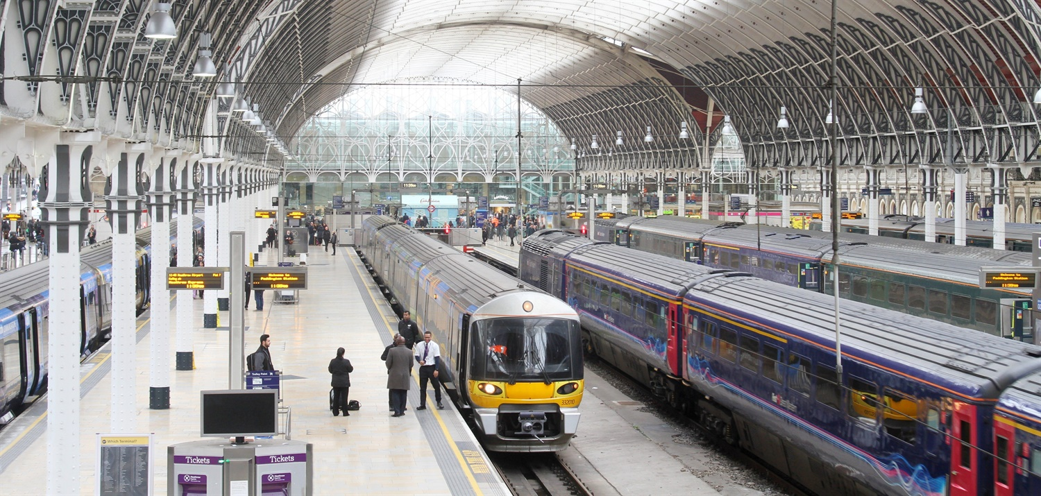 Andrew Haines, CE of Network Rail, outlines the company's future vision