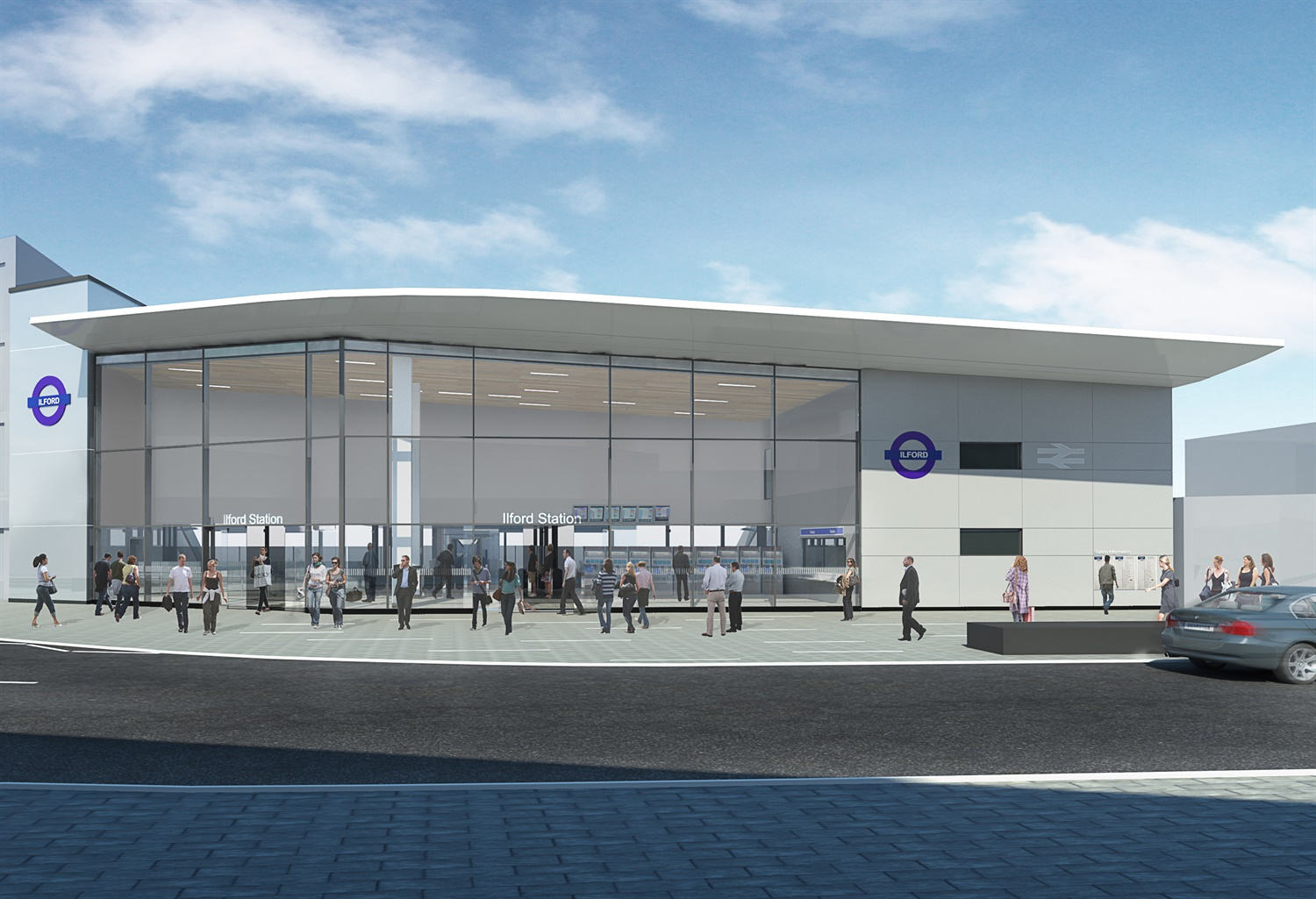 Proposals submitted for Crossrail upgrade of Ilford station