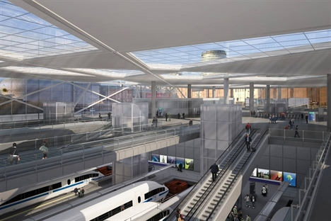 Industry experts to tackle HS2 design standards and codes