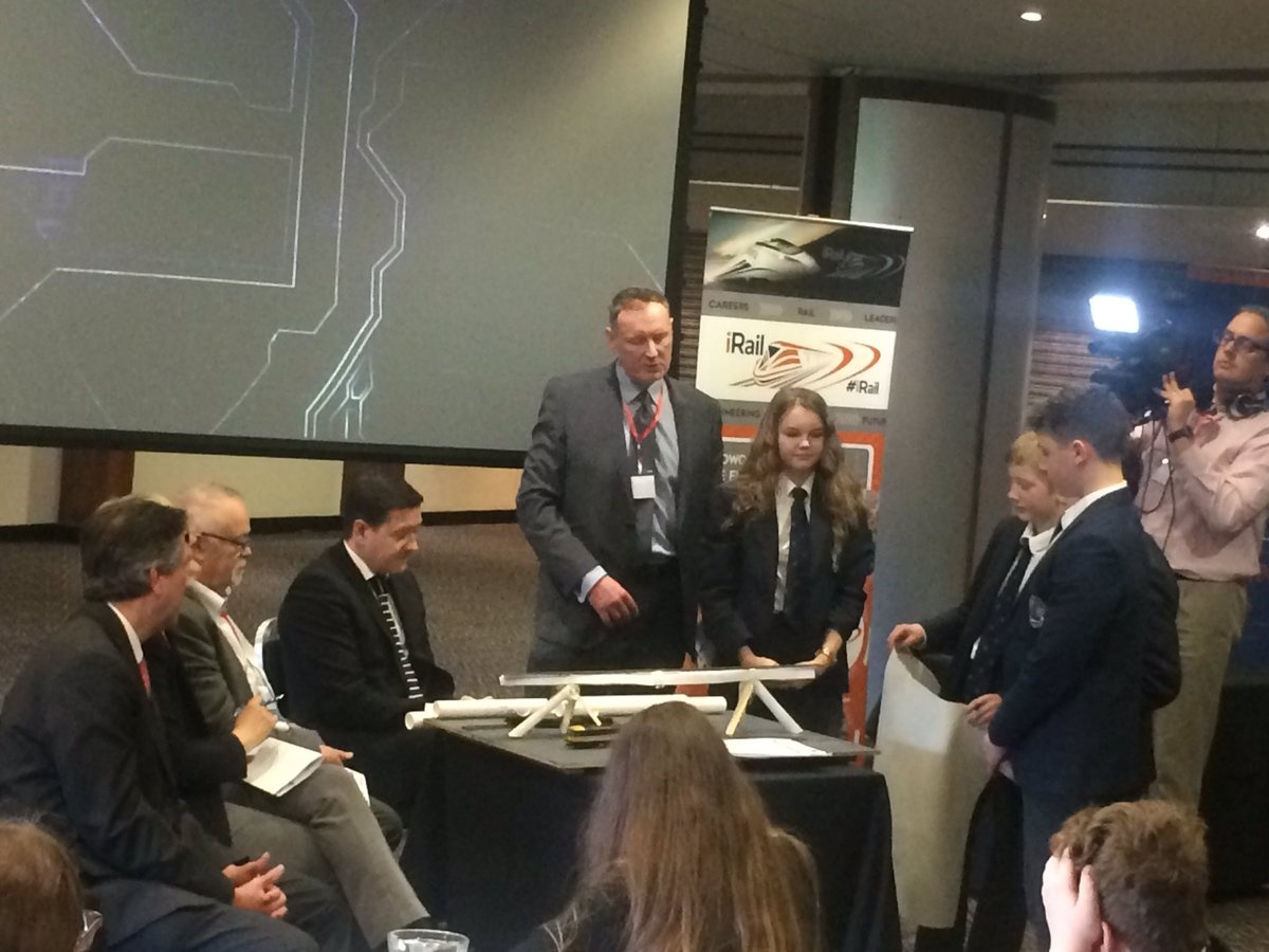 iRail 2017: Hands-on approach highlights wide-ranging rail careers