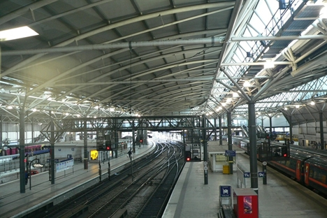 Access improvements for Leeds station in £17m upgrade