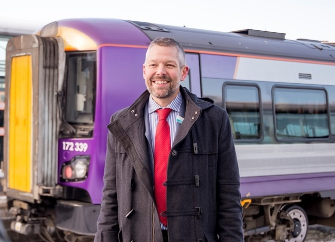West Midlands Rail Executive appoints executive director to deliver regional 'rail renaissance'