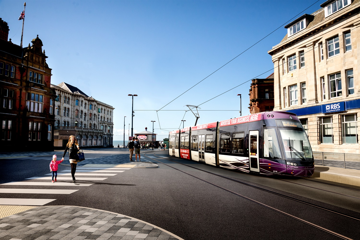 Blackpool Tramway extension: What's in store