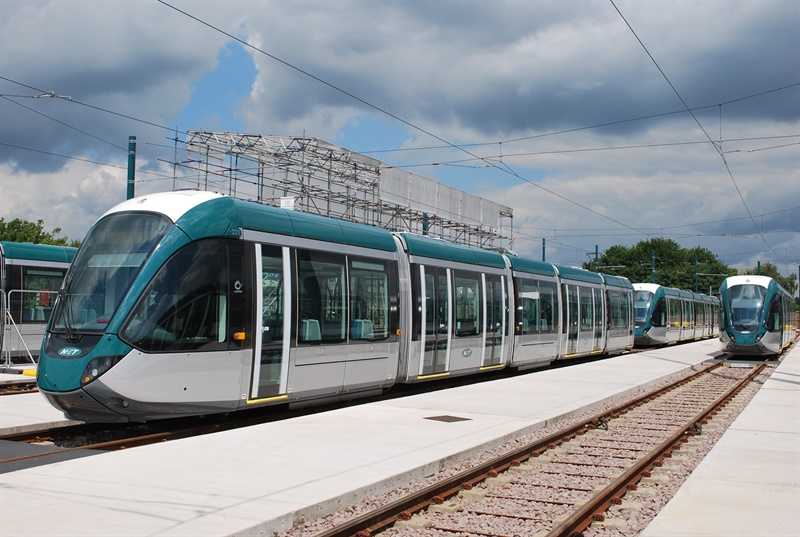 June launch expected for Nottingham tram extension