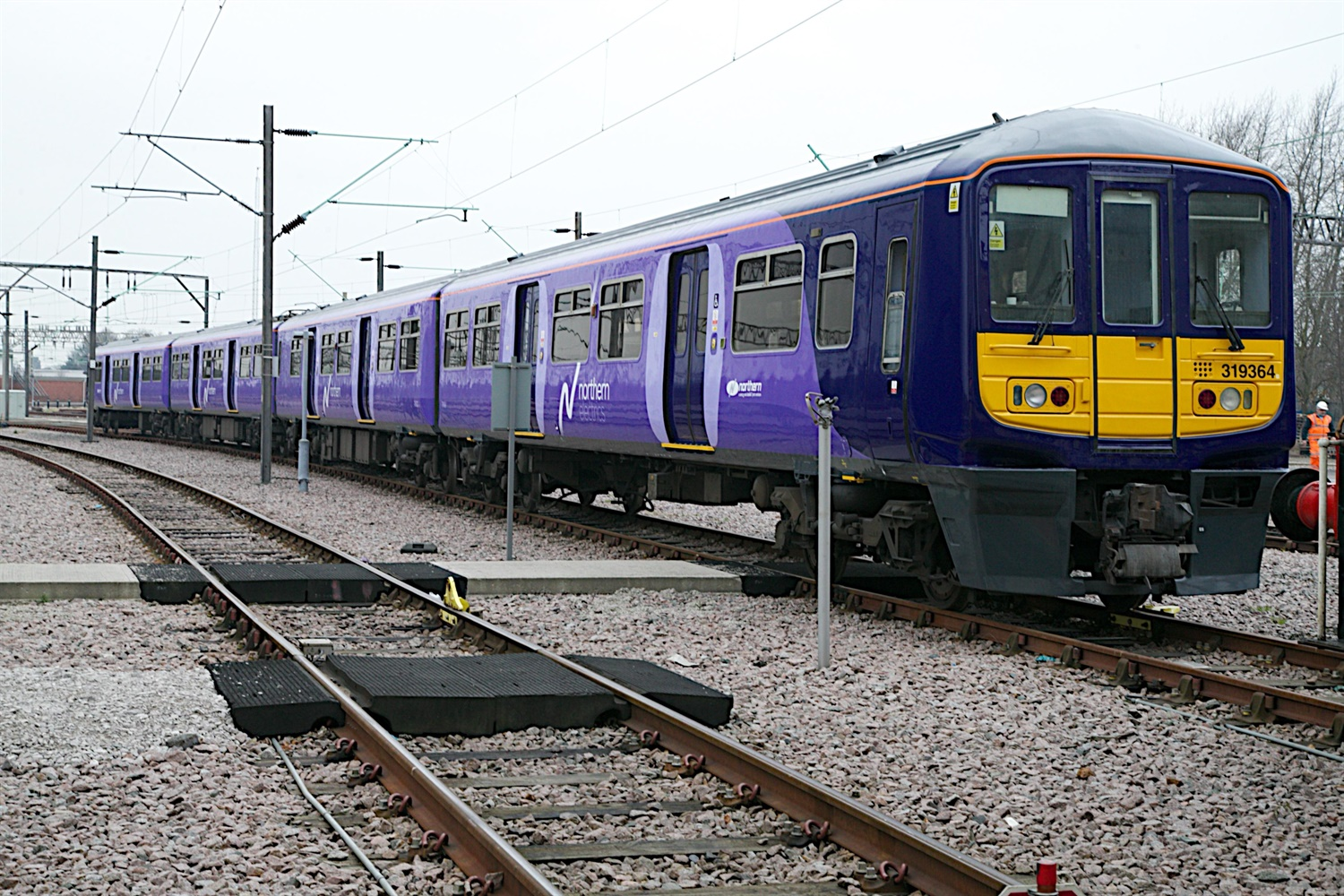 Northern Rail plans to start running electric services next week