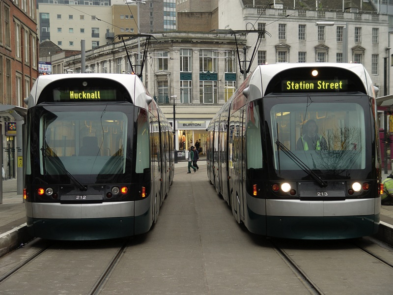 Nottingham tram operator records losses of £48m following network expansion