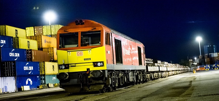 New freight service launched between Liverpool Port and Scotland