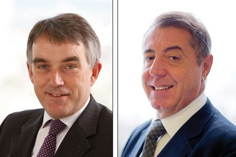 Phil Hufton to replace Robin Gisby at Network Rail