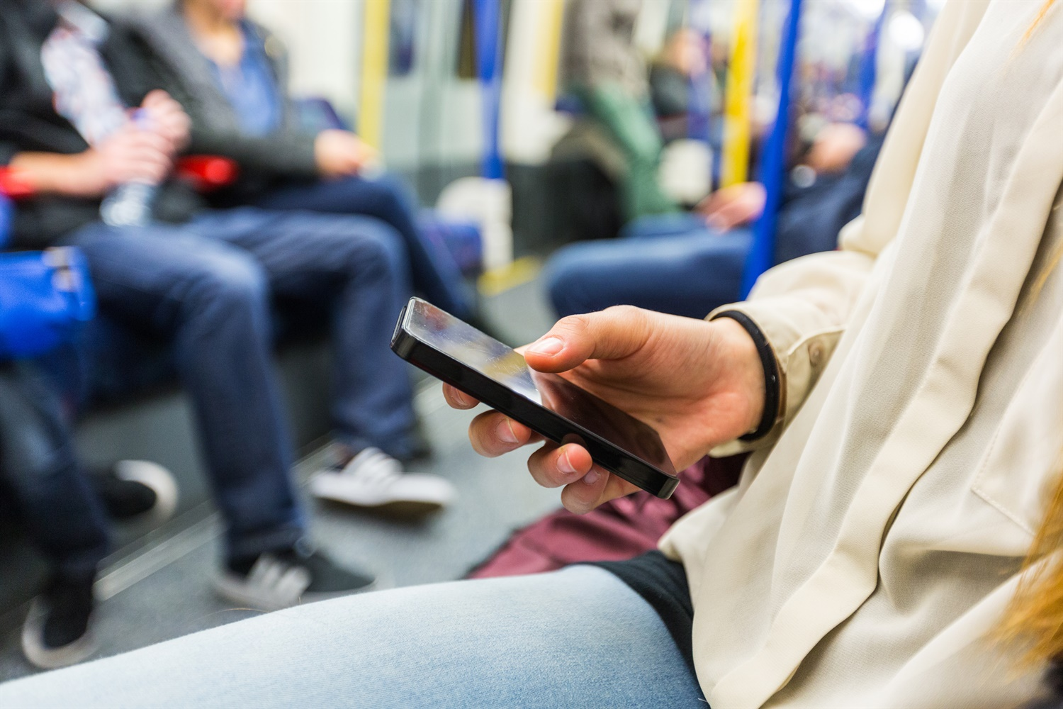 Successful trial means Tube on track for 4G coverage by 2019