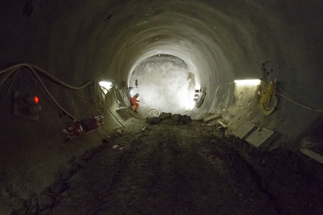 Astounding photos from under London as Crossrail hits peak phase