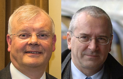 Parry-Jones pushed out at Network Rail; Peter Hendy takes over