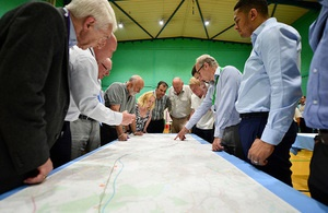 HS2 launches public consultation on Phase 2b route plans