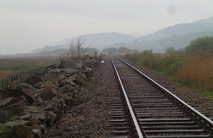RAIB to investigate track worker near miss in Wales