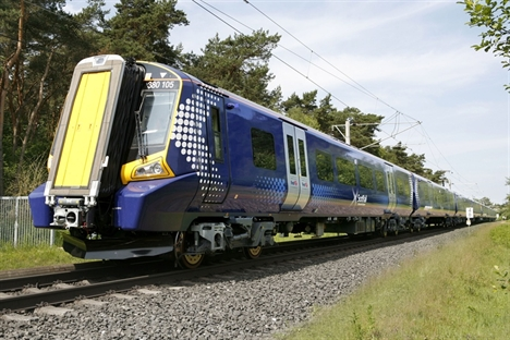 ScotRail passenger numbers continue to grow