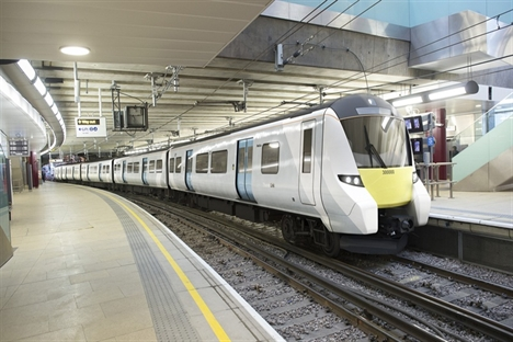 Siemens confirmed for £1.6bn Thameslink contract