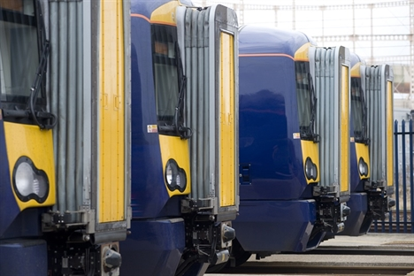 Size of UK rail fleet may need to double in next 30 years